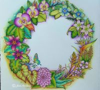 1000+ images about Magical jungle coloring on Pinterest ...
