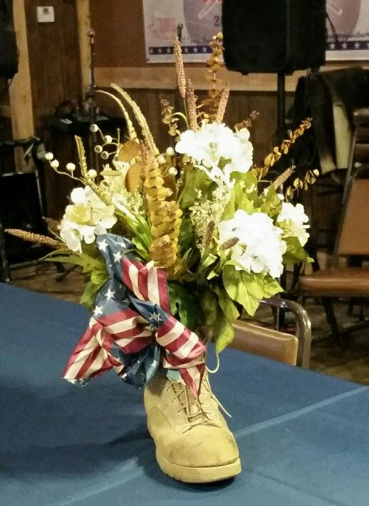 Military retirement centerpiece  Military Retirement Party  Pinterest  Reunions Military and