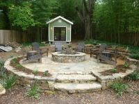 18 Best images about Lake house fire pits on Pinterest ...