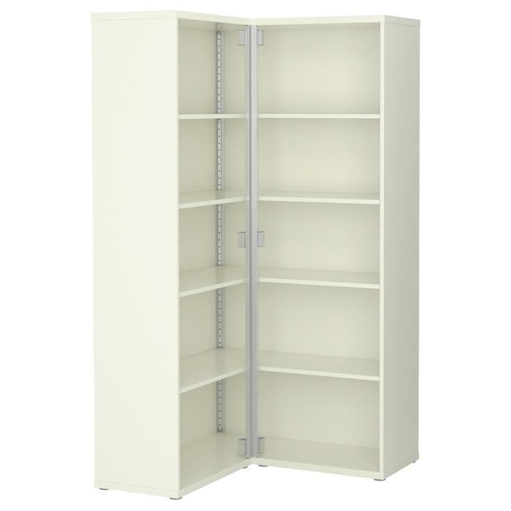 BEST Scaffale angolare  bianco  IKEA  Home Moms