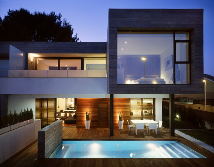 25 Best Ideas About Modern Architecture Homes On Pinterest