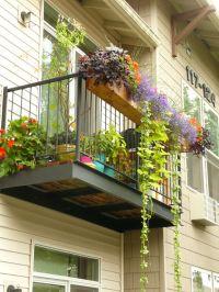 1000+ ideas about Apartment Balcony Garden on Pinterest ...