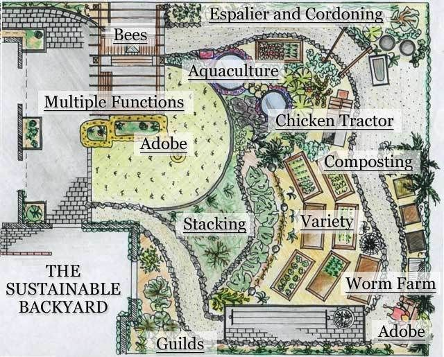 48 Best Images About Permaculture Ideas On Pinterest Gardens