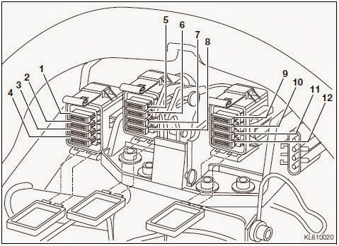 79 shovelhead wiring diagram 1997 ford f150 xlt radio bmw k1200lt #4 | pinterest radios, cars and