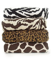 Leopard bath towels for master bath   For the Home ...