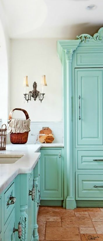 25 Best Ideas About Turquoise Kitchen Decor On Pinterest