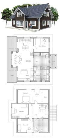 1000+ ideas about Simple Floor Plans on Pinterest | Floor ...
