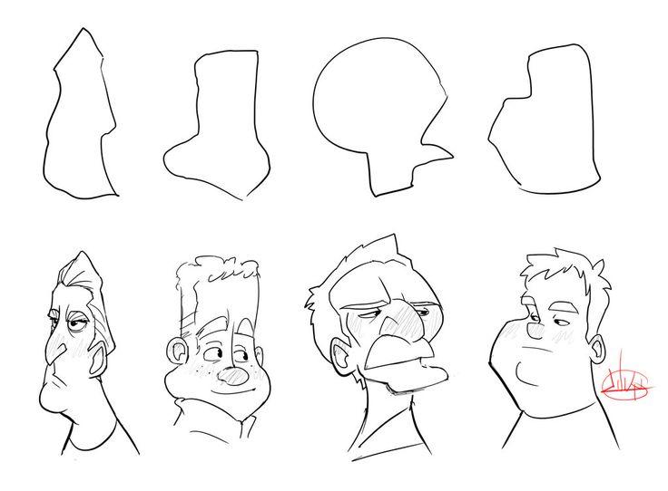 82 best character design images on Pinterest