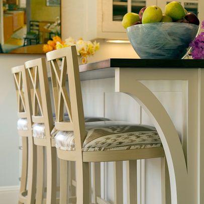 kitchen island chairs with backs kohler undermount sink breakfast bar support brackets | dream pinterest ...