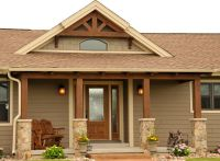 25+ best ideas about Front porch posts on Pinterest ...