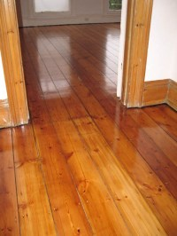 For everywhere: take the orange out of our floor boards ...