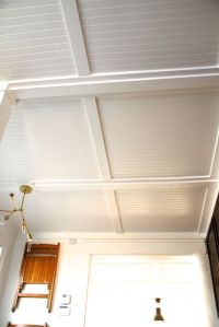 cover popcorn ceiling | Home ideas | Pinterest | Cover ...