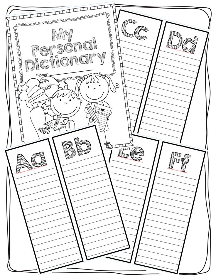 38 best images about Kindergarten writing on Pinterest