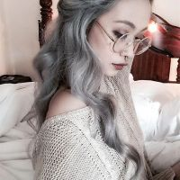 17 Best ideas about Grey Hair Dyes on Pinterest