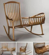 1000+ images about Rocking chair ideas / plans on ...