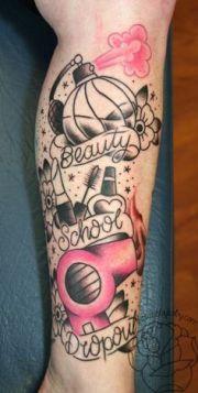 ideas scissors tattoo