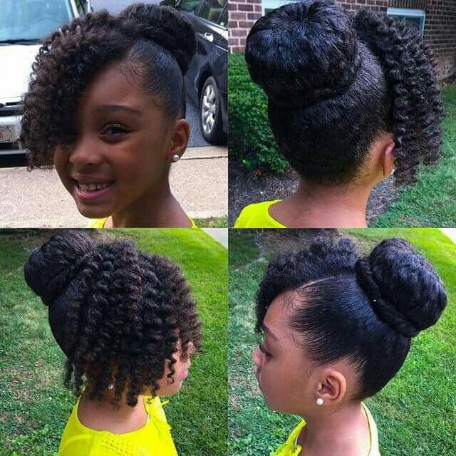 25 Best Ideas About Natural Kids Hairstyles On Pinterest Black