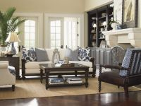 "Tommy Bahama Home, ""Island Traditions"" Berkshire Sofa and ..."