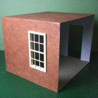Free Cardboard Dollhouse Plans - WoodWorking Projects & Plans