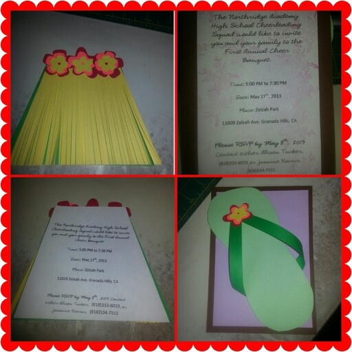 Diy Luau Invitations Hawaiian Party Ideas Pinterest