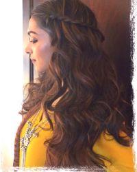 17+ best ideas about Deepika Padukone Hairstyles on
