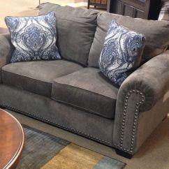 "Navasota Charcoal Sofa Ashley Furniture Sofas Under 84 Inches The ""navasota-charcoal"" But 3 Seater. ..."