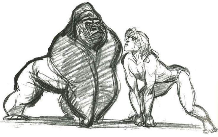 199 best images about Tarzan (1999) on Pinterest