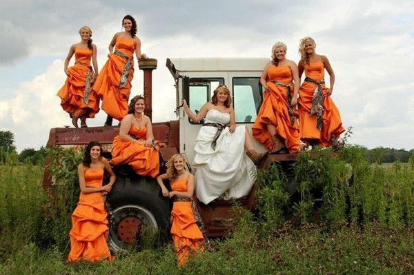 Country Rustic Camo Wedding Ideas And Wedding Invitations