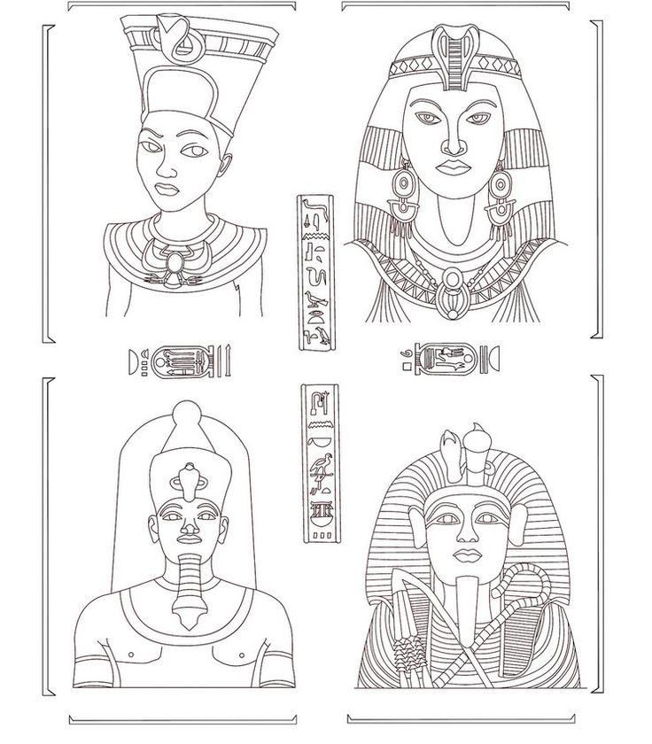 17 Best images about Egypte et pharaons on Pinterest