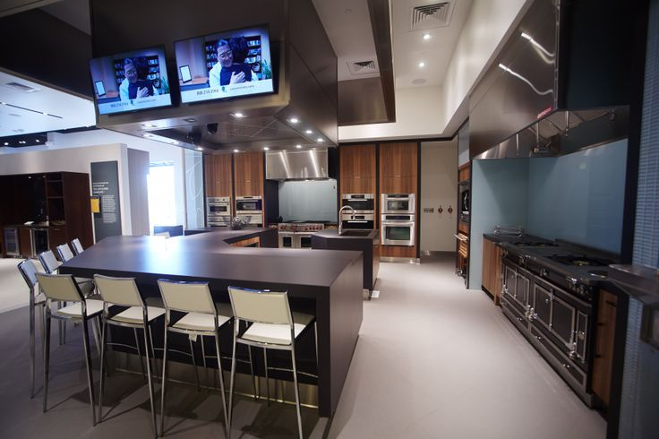 Savor Demonstration Kitchen  PIRCH UTC  PIRCH San Diego  Pinterest  Best Kitchens ideas