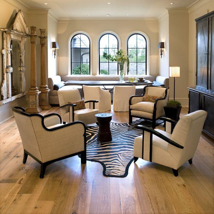 living room bay window treatment ideas design styles robin rains interior design--seating areas | rooms ...