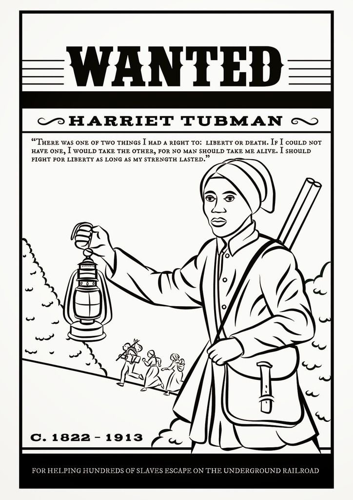 25+ best ideas about Harriet Tubman For Kids on Pinterest