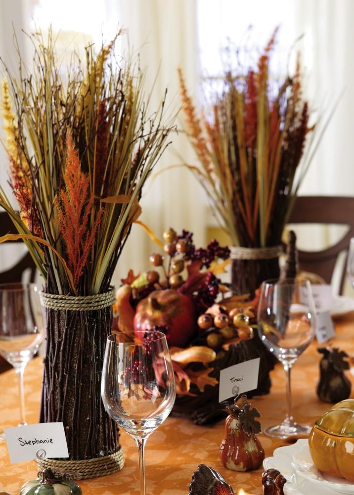 37 Easy DIY Thanksgiving Centerpieces  Ultimate Home Ideas