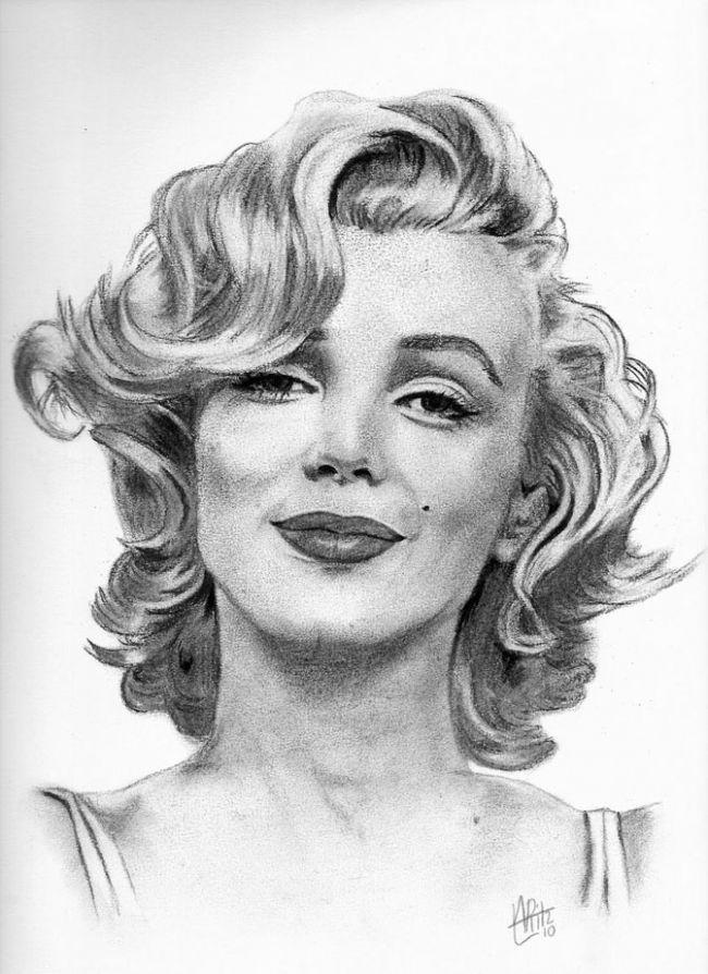 25+ Best Ideas About Marilyn Monroe Drawing On Pinterest