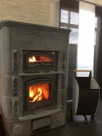 295 best images about My Tulikivi fireplace on Pinterest ...