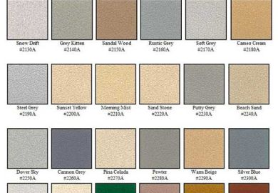 Exterior Home Colors Stucco