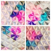 1000+ ideas about Origami Wall Art on Pinterest | Paper ...