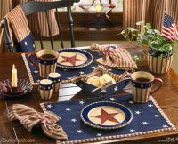 Americana Dinnerware