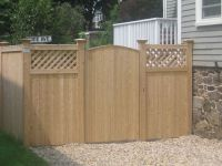 82 best images about Fence and gates on Pinterest | Wooden ...