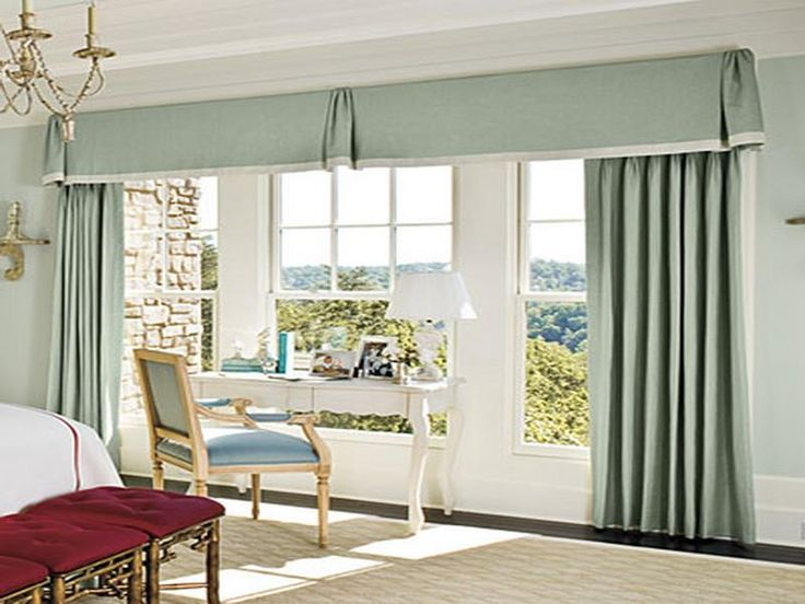 The 25 Best Ideas About Large Window Curtains On Pinterest