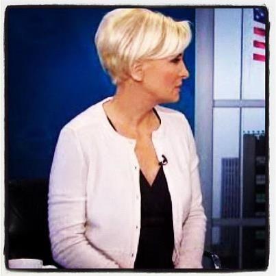 Mika Brzezinski Hair Cut Google Search Hairstyles