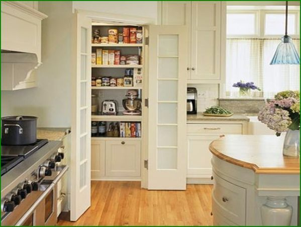corner pantry kitchen cabinets design Custom Corner Pantry Cabinets | Photo Gallery of the Find the Advantages from Kitchen Pantry