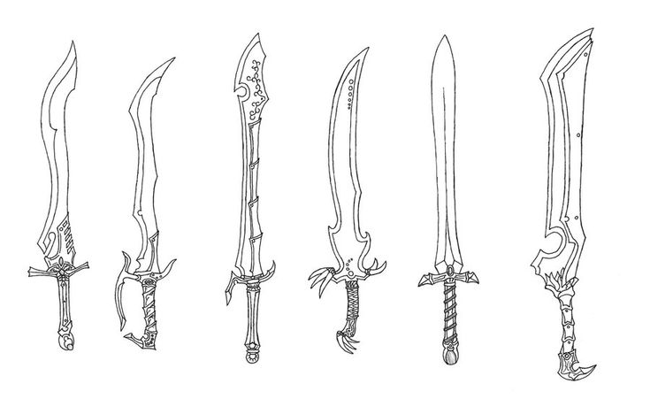 New Swords 9 by Bladedog.deviantart.com on @DeviantArt