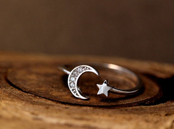 1000 Ideas About Star Ring On Pinterest Delicate