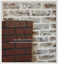 17+ best ideas about Faux Brick Panels on Pinterest | Faux ...