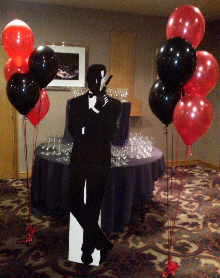 25 Best Ideas About James Bond Party On Pinterest James