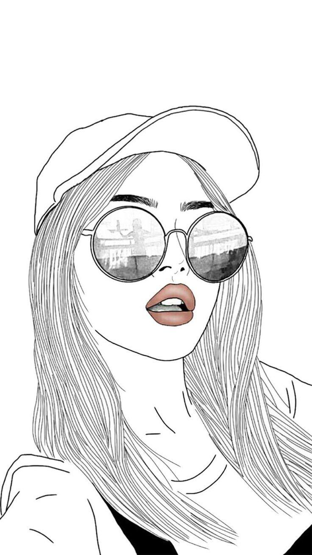 Best 25+ Outline drawings ideas on Pinterest