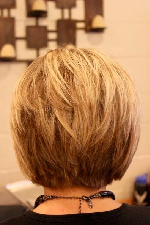 17 Best ideas about Layered Bob Haircuts on Pinterest  Layered haircuts short hair Haircuts