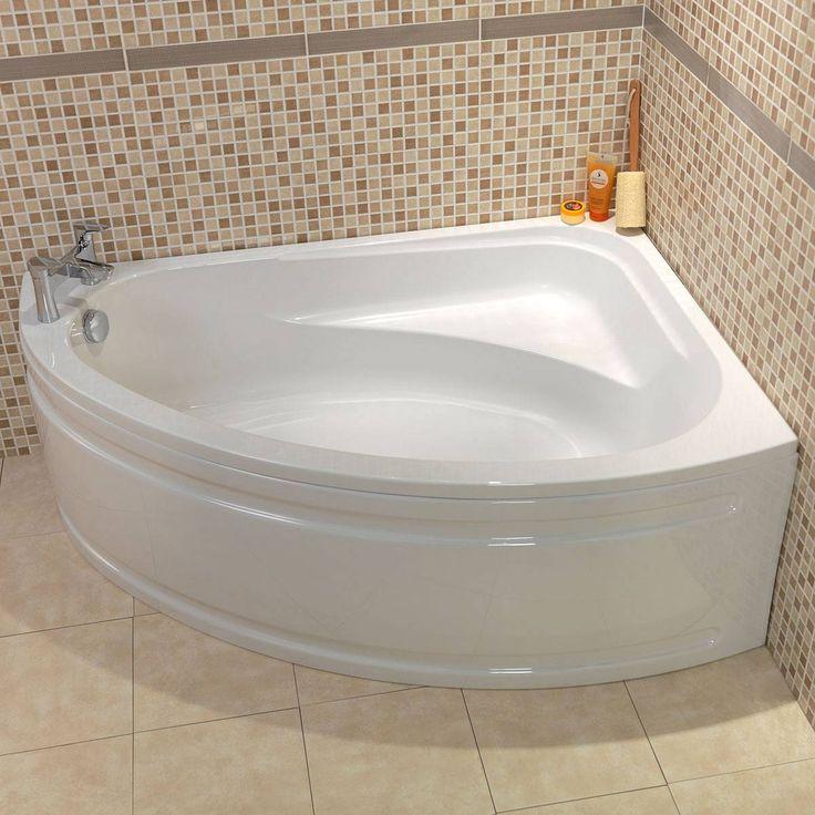 25 best ideas about Corner bathtub on Pinterest  Corner