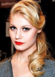 glamorous vintage hairstyles